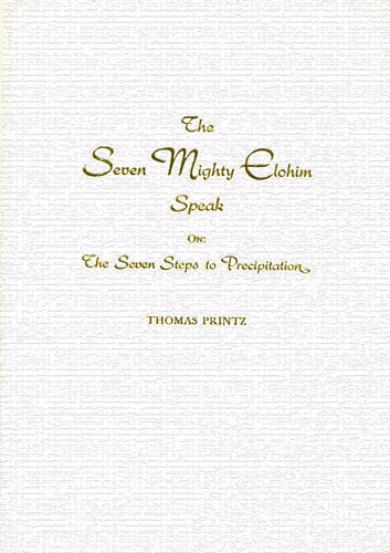 The Seven Might Elohim Speak by Thomas Printz
